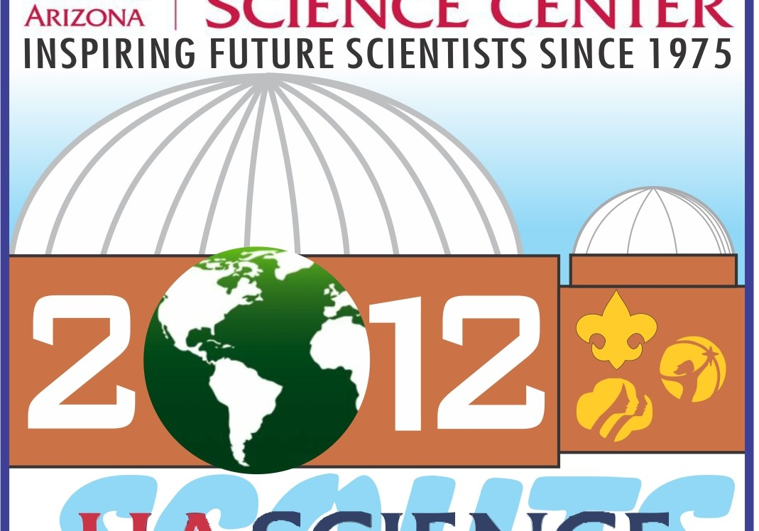 science camp patch R